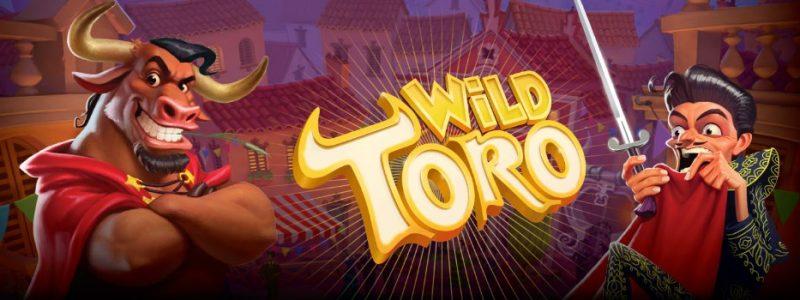 Wild toro spelautomat